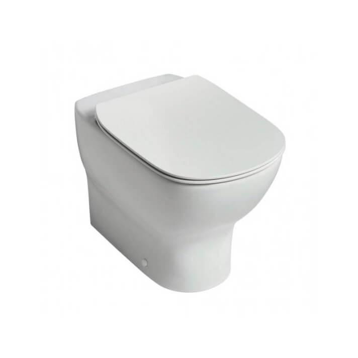 Inodoro a suelo compacto TESI Ideal Standard