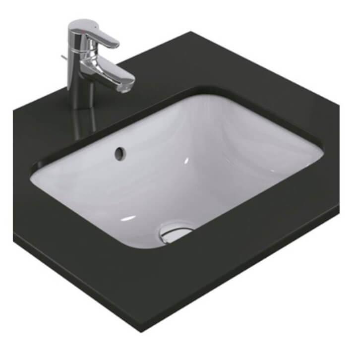 Lavabo bajo encimera rectangular 58 CONNECT Ideal Standard