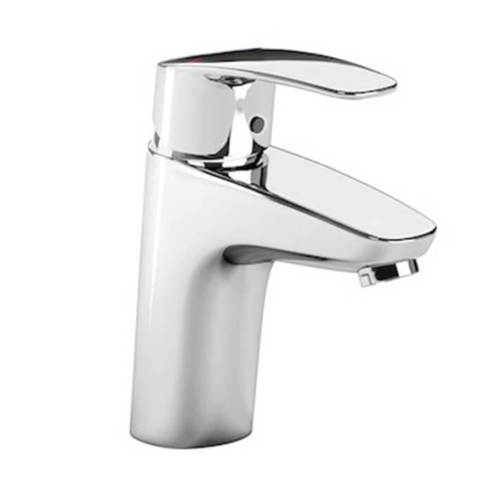 Grifo de lavabo con cuerpo liso Monodin-N Roca
