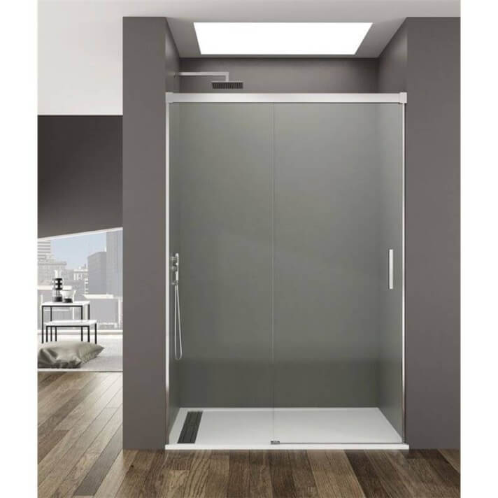 Pare-douche frontal 1 porte coulissante BASIC GME