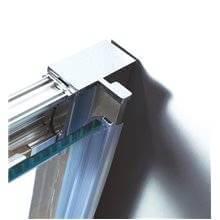 Box doccia frontale 1 porta scorrevole PRESTIGE...