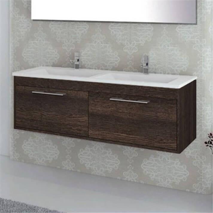 Mueble con lavabo Roble Evasión Florencia TEGLER