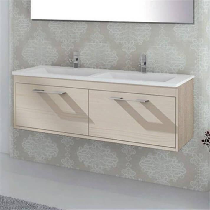Mueble con lavabo Crema Florencia TEGLER