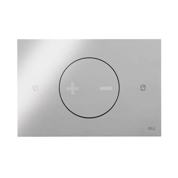 Placa pulsadora INO-X 02 Brillo OLI