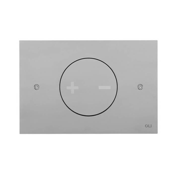 Placa pulsadora INO-X 02 Mate OLI
