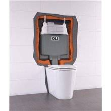 Cisterna empotrada OLI74 PLUS Neumático