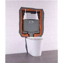 Cisterna empotrada OLI74 PLUS Electrónico