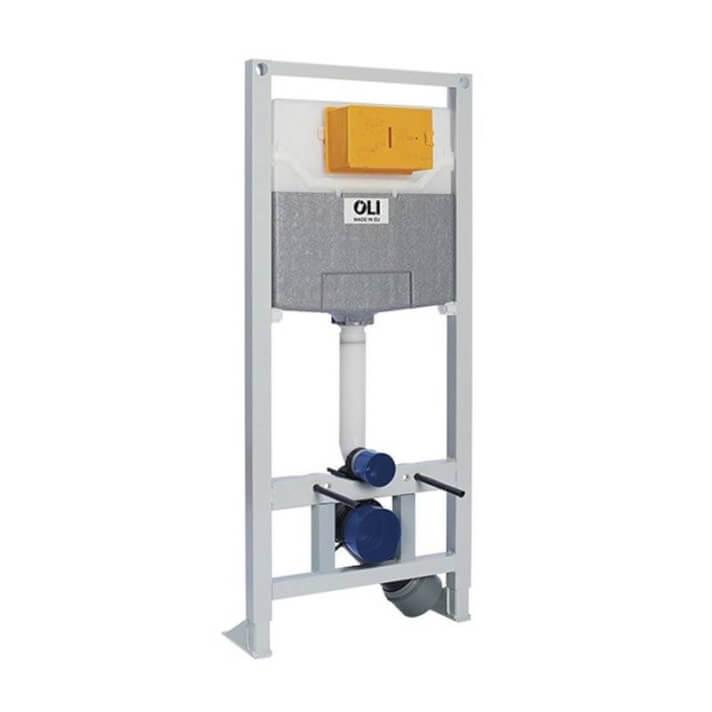 Cisterna empotrada OLI120 PLUS Sanitarblock Autoportante Mecánico